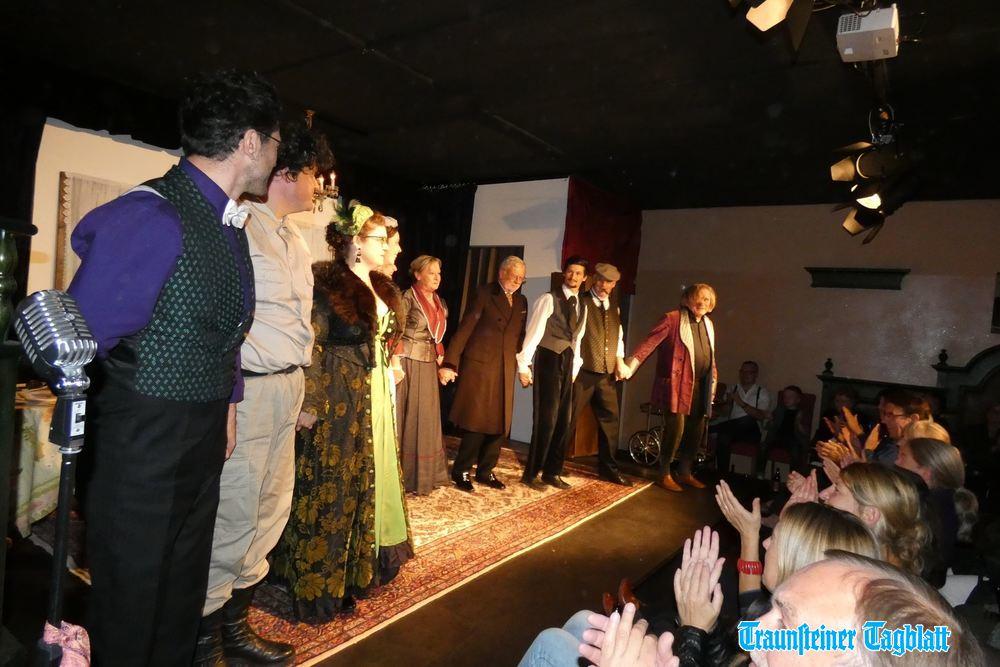 Theater Strickerei - die Kleinkunstbühne am Chiemsee